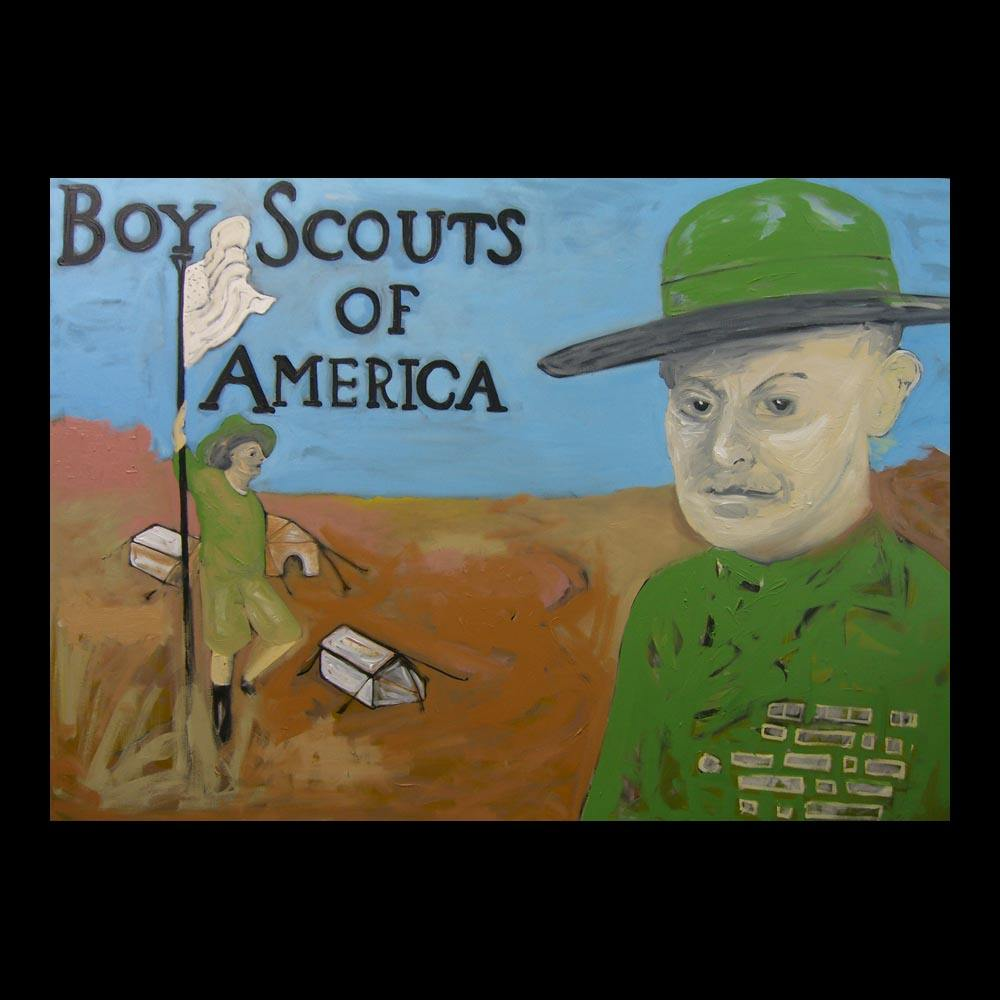 Boy Scouts of America 100th anniversary by Sam Roloff