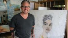 Artist Sam Roloff KC Cowan / OPB