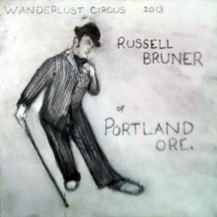 5 of 10 Russell Bruner of Wanderlust Circus 2013 Sam Roloff Portland Oregon