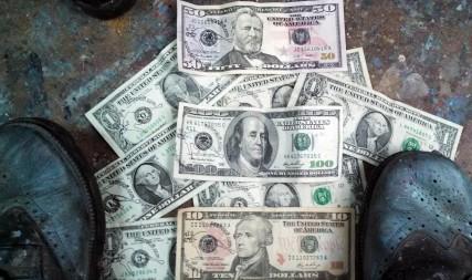 us bills money art deface Title 18, Section 333
