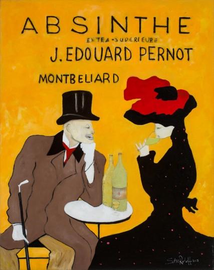 Leonetto Cappiello poster absinthe