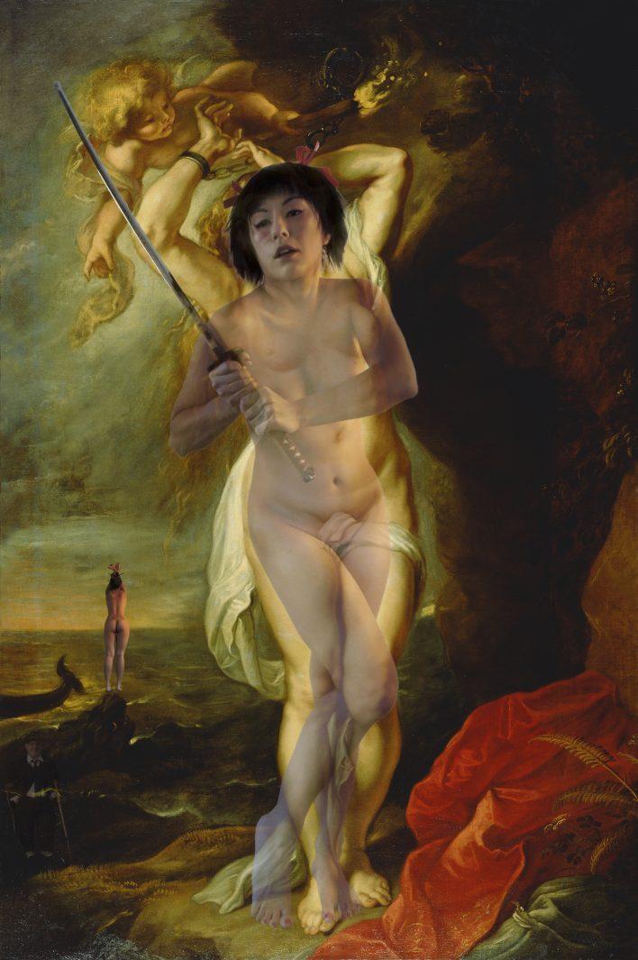 Andromeda; Workshop of Peter Paul Rubens Flemish, 1577 - 1640