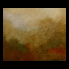 Sold Landscape painting, first one,