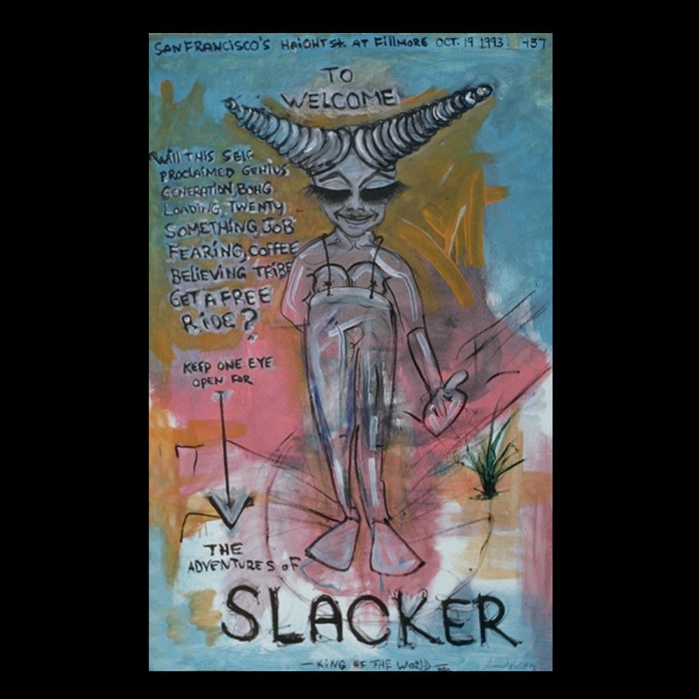 adventures of slacker height and Fillmore st San Francisco