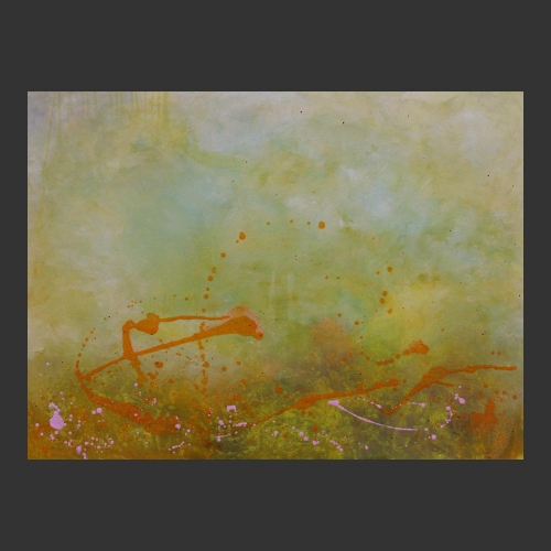 Spring Release 2009 with Ant DNA by Sam Roloff Portland Oregon Fine Artist